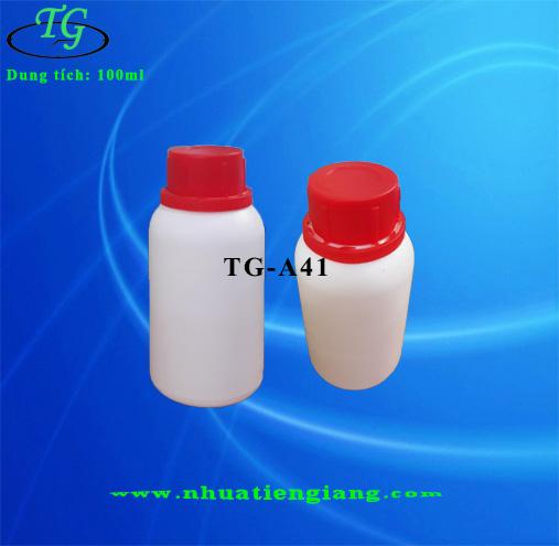Chai - Nhựa - 100ml